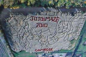 JoJos Corn Maze